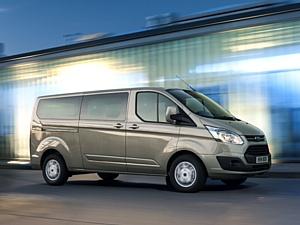 Встречайте новый Tourneo Custom  в «Независимость Ford»!