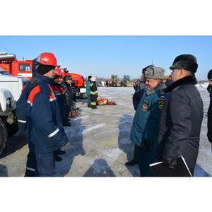 Специалисты Тамбовэнерго приняли участие в смотре оперативных служб