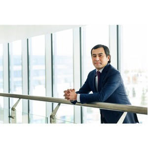 Ќа площадке Ђјстана Ёкспо-2017ї состо¤лась презентаци¤ ћеждународного финансового центра Ђјстанаї
