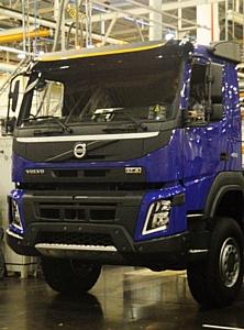 ������ �������� Volvo ������ ��������� ������� � ������