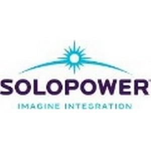 SoloPower представляет новое поколение гелиоэнергетических решений