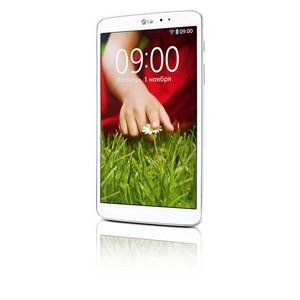 LG начинает поставки планшетов G PAD 8.3 на российский рынок