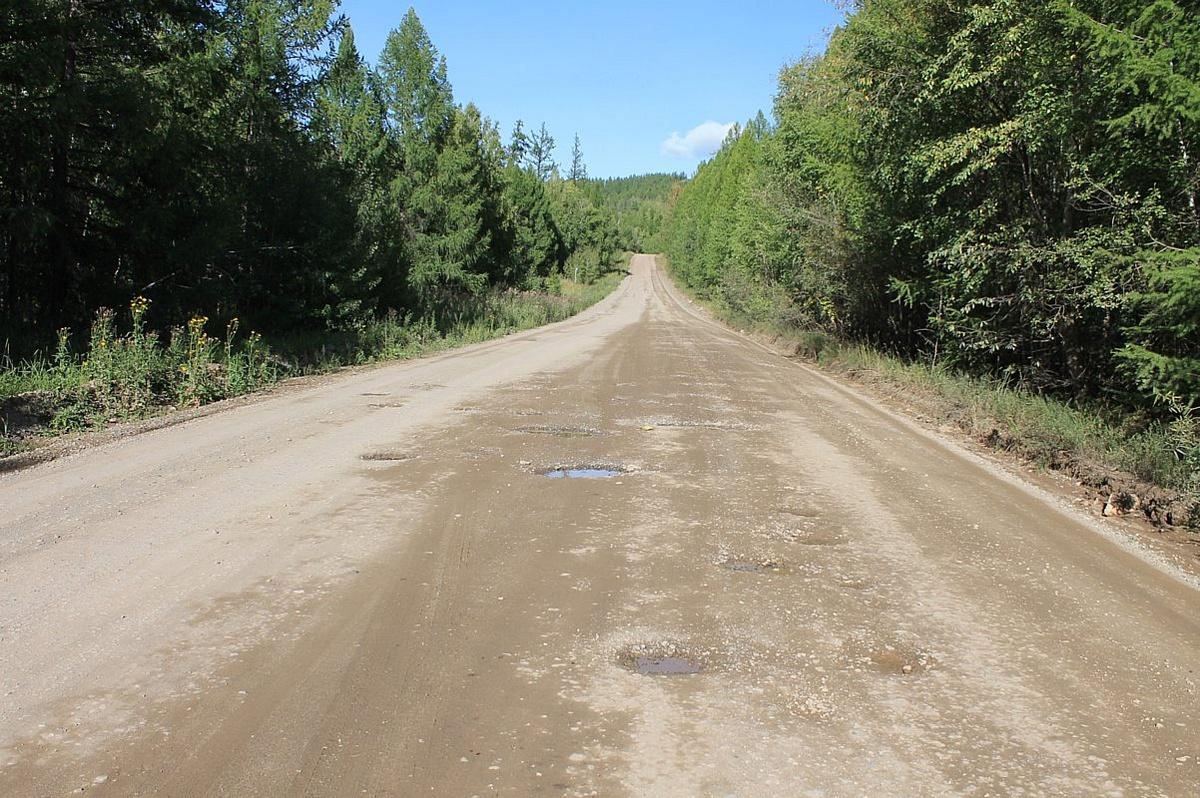 Активисты ОНФ в Туве провели рейд по отмеченным на интерактивной карте «убитым» дорогам