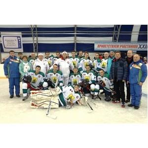 Зимние сельские спортивные игры в Удмуртии прошли при поддержке «Ростелекома»