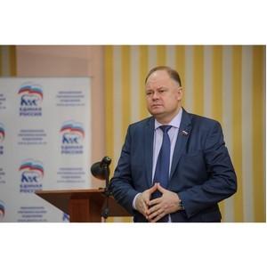 Вадим Супиков начал серию отчетных встреч в избирательном округе №1