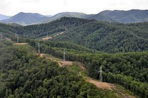 Линия электропередачи Джубгинская ТЭС - Шепси поставлена под напряжение