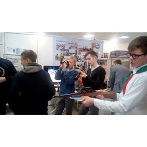 «Швабе» принял участие в вологодской ярмарке профессий «День карьеры молодежи»