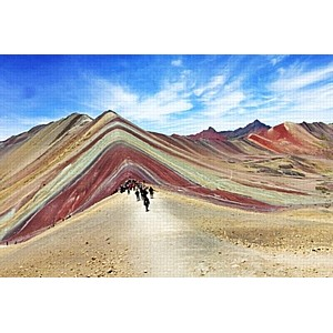 Горы мира. Треккинг в Южной Америке. Туристические походы в горах Латинской Америки