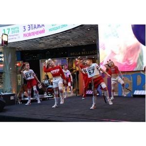 В Петербурге прошел семейный праздник «Фестиваль молодых семей»