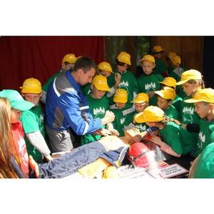 Ярэнерго обучило ярославских школьников правилам электробезопасности
