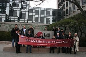 LG Optimus G в Корее: высокая производительность флагманского смартфона на скорости 4G LTE