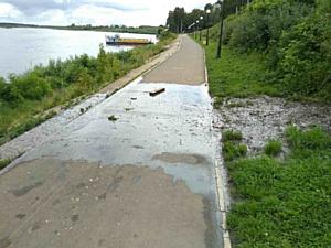 Кировские активисты ОНФ взяли на контроль ситуацию со сливом канализационных стоков в Вятку