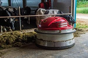 Окупаемость робота Lely Juno подтверждена в РФ