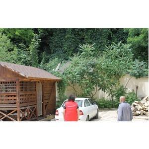 В Нальчике после обращения ОНФ восстановлена теплоизоляция на трубопроводе, ведущем к школе