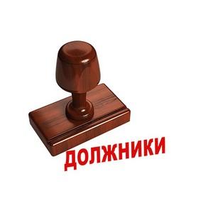 Предприятия ЖКХ возглавили список должников за электроэнергию