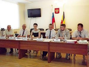В Тарасовском районе отобраны кандидаты на должность главы администрации