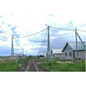 Филиал «Рязаньэнерго» обеспечил подключение новых домов в Александро-Невском районе
