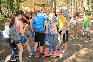 """Открытие летнего сезона и майские праздники в сети веревочных парков развлечений """"Гамми"""""""