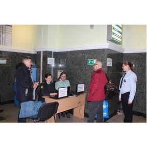 Узнать о своих долгах смогли посетители железнодорожного вокзала «Томск I»