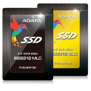 Adata выпускает 2,5-дюймовые SSD промышленного применения