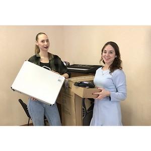 «Швабе» приобрел музыкальное оборудование для детского дома в Новосибирске