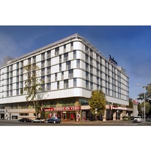 Radisson Hotel Kaliningrad стал обладателем престижной премии Tripadvisor Travelers' Choice 2015