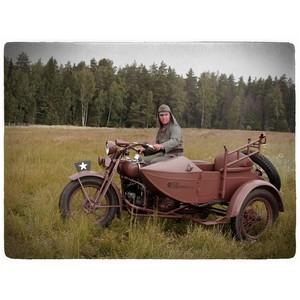 «Самарская Третьяковка в мире мотоциклов» отличилась на «Моторах Войны»