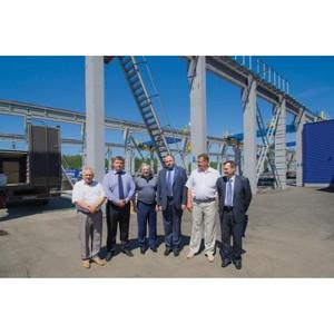 Полпред Президента в СФО посетил завод «Металл Профиль» в Новосибирской области