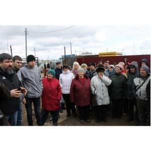 Волгоградские активисты ОНФ взяли на контроль ситуацию с двоевластием в СНТ «Здоровье химика»
