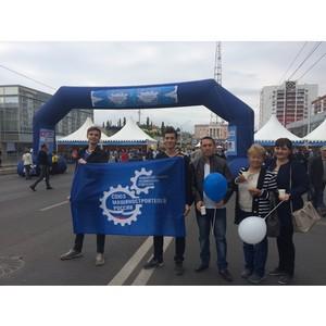 В Уфе прошел фестиваль «Молочная страна»
