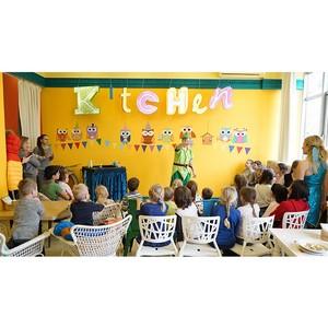 Новое кафе Kitchen открылось в день смеха на Ходынке