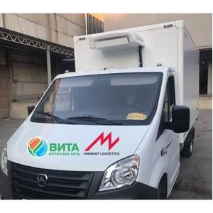 Расширение сотрудничества Magnat Logistics и «Вита» в Ростове-на-Дону