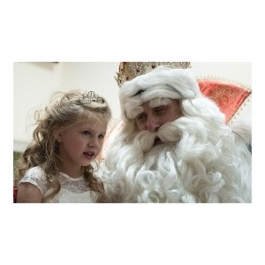 Универмаг «Сормовские Зори» поздравил воспитанников реабилитационного центра «Вера» с Новым годом