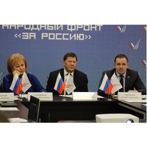 В Санкт-Петербурге началась реализация общественных предложений ОНФ