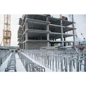 В новостройках Нового Уренгоя более 70% квартир покупают на стадии строительства