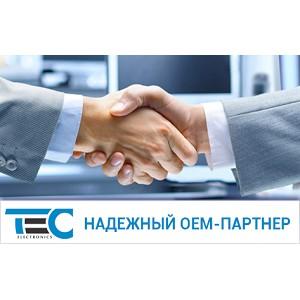 ТЭК электроникс – успехи ОЕМ-партнерства