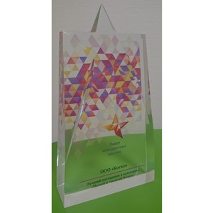 Компания «Коско» - победитель Премии «Лидер конкурентных закупок 2016».