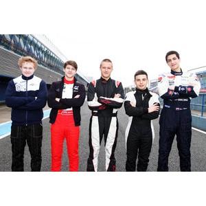 Пять гонщиков подтвердили участие в SMP F4 Championship в 2015 году