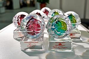 Торжественное награждение участников выставок «Бижутерия и Аксессуары» - «Индустрия Торжества»