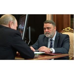 И.Артемьев доложил об исполнении поручения Президента по борьбе с картелями.