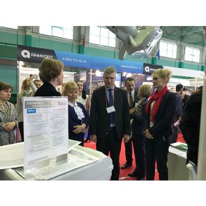 4 апреля открылась выставка «Стоматология Саратов»