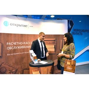 Банк «Открытие» выступил официальным партнером форума «Всероссийский совет директоров»