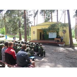 Сотрудники Тамбовэнерго провели более 70 занятий по электробезопасности для детей и подростков