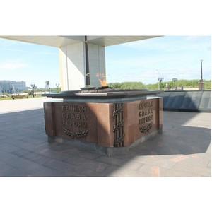 ОНФ на Ямале в канун Дня памяти и скорби провел обследование мемориальных комплексов Салехарда