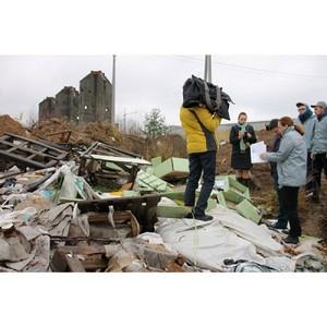 Активисты ОНФ в Коми провели рейд в рамках работы «Школы общественных экологических инспекторов»
