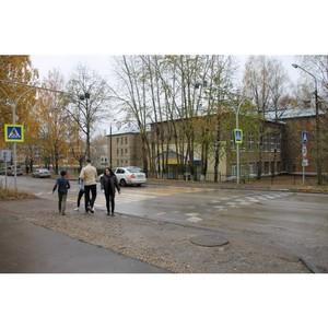 Активисты ОНФ в Коми добиваются повышения дорожной безопасности вблизи школ Сыктывкара