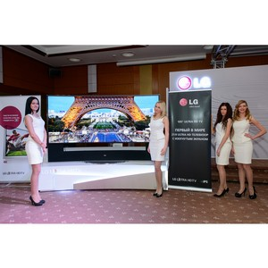 Компания LG Electronics представляет линейку телевизоров и аудио-/видеотехники 2014 года