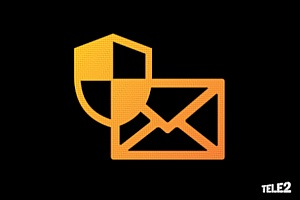 Количество жалоб на SMS-спам в сети Tele2 сократилось на 45%