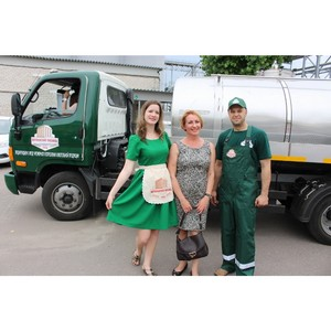 Журналистам Черноземья презентовали танковое пиво