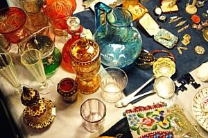 XIX Антикварный  маркет «Блошинка» пройдет 28-29 января